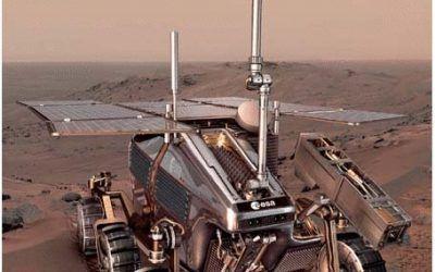 ExoMars, rumbo al Planeta Rojo en 2022.