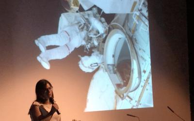 Lo que podemos aprender de los astronautas para afrontar el aislamiento