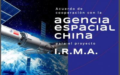 Formalizado acuerdo de colaboración entre el consorcio TMSE-TMS Perú Chapter y la Agencia Espacial Tripulada China (CMSA)